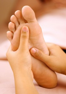 What conditions might it aid?  More than just a relaxing therapy, reflexology has been known to be effective in the treatment of a wide range of conditions including:  Stress related conditions Depression Digestive disorders, including IBS Circulatory problems High blood pressure Migraine and headaches Hormonal imbalances Fertility issues Pregnancy discomforts Menstruation problems, including PMS Symptoms of the menopause Fatigue and sleep disorders, including insomnia Back and neck problems Arthritis and joint pain Skin conditions including psoriasis and eczema Blood sugar disorders Asthma and sinus problems.